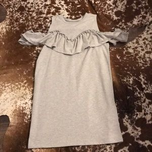 Love, Fire Casual Ruffle Dress size medium